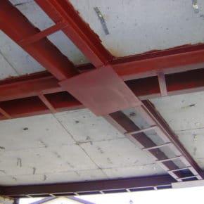 усиление бетонных конструкций металлом