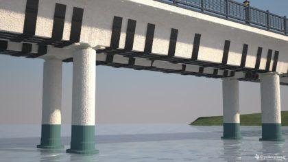 усиление мостов углеволокном